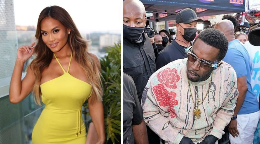 Sean Diddy Combs are o relație cu fosta iubită a lui 50 Cent, iar el n-are nimic împotrivă