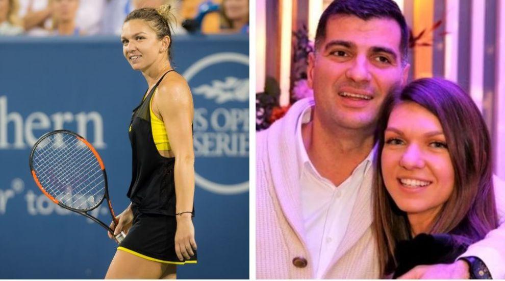 """Simona Halep a povestit de unde încep unele conflicte cu Toni Iuruc: """"Îmi zice: «nu ești la tenis, ușor!"""""""