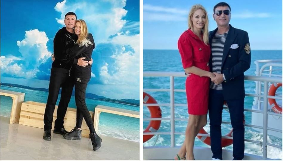 Cum s-au prezentat Cristi Borcea și Valentina Pelinel la majoratul gemenilor lui Borcea? Au arătat spectaculos