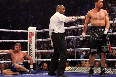 Acuzat ca a trisat, Bute vrea sa-l faca KO pe Andrade pe 28 noiembrie!