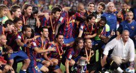 Messi-riasi! Barca a castigat SuperCupa Spaniei!