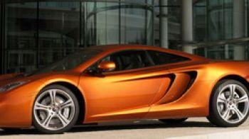ACUM LIVEVIDEO: McLaren lanseaza un nou bolid de strada MP4-12C!