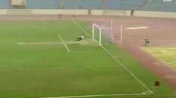 Ai zice ca e IREAL! Gol RECORD de laaproape 80 de metri in Arabia Saudita! VIDEO