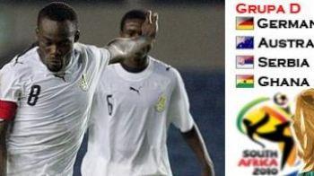 Ce ghinion! Essien va RATA Cupa Mondiala!