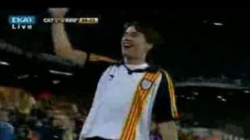 SHOW Bojan a dat un super gol in Catalunya 4-2 Argentina! VIDEO: