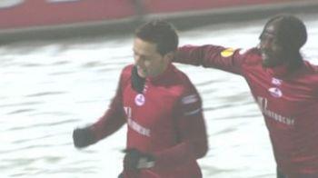 VIDEO! Lille a dat golul care a ametit Franta! Ce meci de cosmar a avut portarul Slaviei Praga