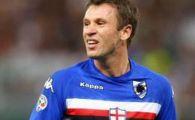 VIDEO La nationala Italiei, ca la Steaua! Vezi cum a fost acuzat Cassano ca l-a batut pe fiul lui Lippi!