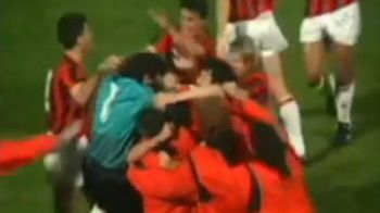 Vezi super victoria Milanului in fata Realului in 1989: 5-0!