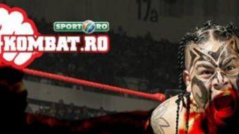 Box, LK, K1, wrestling si skandenberg pe Kombat.ro - noua televiziune online de fight!