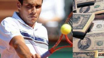Hanescu l-a depasit pe Nastase in topul castigurilor tenismenilor romani!