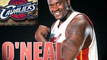 Mutare SOC in NBA: Shaquille O'Neal alaturi de LeBron James la Cleveland Cavaliers!