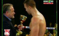 VIDEO: Ovidiu Buga, castigator la puncte in primul meci Kombat.ro in fata moldoveanului Rosca!