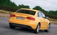 Audi S4 - test in Spania: S4 centimetri!