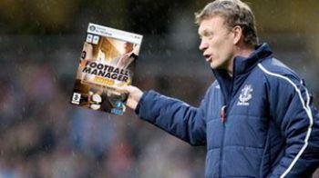 Fotbal din viitor: Everton transfera fotbalisti din jocurile de pe PC!