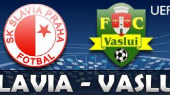 Ce n-a vazut Steaua! Slavia 0-0 Vaslui