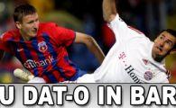 Steaua 0-1 Bayern. Vezi rezumat