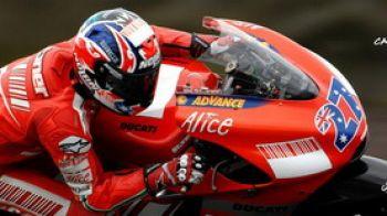 Casey Stoner a castigat Marele Premiu al Olandei!