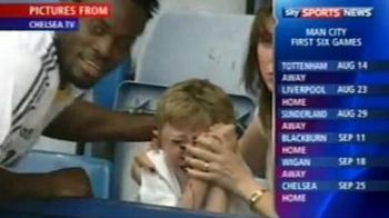 VIDEO / Essien a facut un pusti sa PLANGA in amicalul cu Crystal Palace! Vezi de ce:
