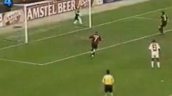 Lobont, pe 4 in topul celor mai spectaculoase reflexe de portar! VIDEO