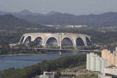 FOTO COLOSUL! Asa arata cel mai mare stadion din lume: e de doua ori cat Bernabeu!