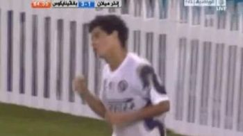 Inter il are pe NOUL Messi! Coutinho a inscris un super gol cu Panathinaikos!