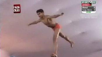 FAZA ZILEI / Pustiul din India care i-a lasta masca pe campionii de la gimnastica! Vezi ce scheme stie!