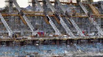 FOTO: Clujul o sa aiba cel mai TARE stadion din tara! VEZI in ce stadiu sunt lucrarile!