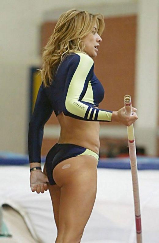 Сексуальные моменты в спорте