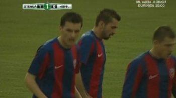 Prima victorie in Antalya: Steaua 2-0 Hoffenheim! Vezi golurile