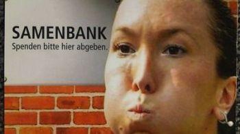 Jelena Jankovici, imaginea unei banci de sperma din Elvetia fara sa stie! FOTO