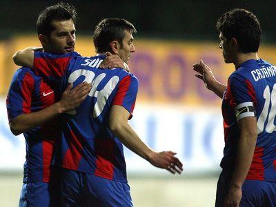 Burdujan NU e nici macar rezerva! LIVE VIDEO 18:00 Steaua - Debrecen! Vezi 11-le lui Lacatus!