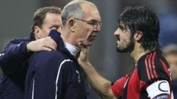 Gattuso si-a aflat PEDEAPSA dupa gestul golanesc din Liga Campionilor!