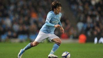 "BANII conduc fotbalul! David Silva: ""Am fost FORTAT sa plec la City!"""