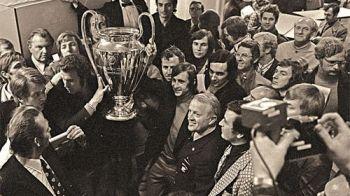 Antrenorul preferat al lui Cruyff e inca la Steaua si o BATE IAR pe Dinamo! Povestea superba a finalei de Cupa din 70!
