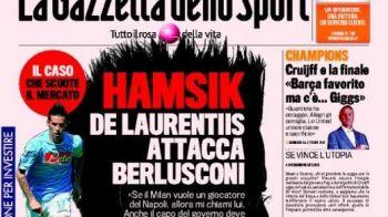 Face poze cu mafioti si Berlusconi s-a indragostit de el! Milan pregateste cel mai tare transfer al verii in Italia!