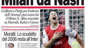 Milan vrea cel mai tare mijloc din lume! Care e TRIPLETA la care viseaza Berlusconi: