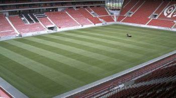 VIDEO Gaz Metan a ajuns in paradisul fotbalului! Cum arata SUPER arena pe care Mainz o inaugureaza in seara asta!