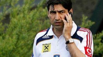 Telefon de la Piturca! Vezi care este BANCUL ZILEI inainte de meciul cu Franta :))