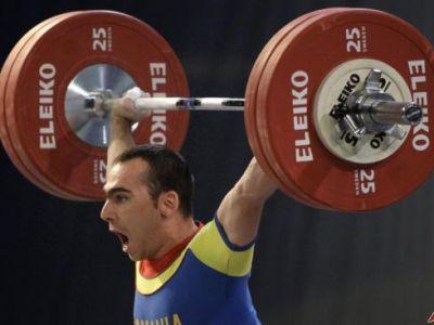 Cei mai puternici halterofili sunt ROMANII: 8 medalii de aur si una de argint in primele doua zile la CE!