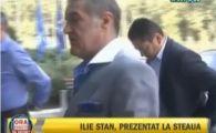VIDEO EXCLUSIV! Primele imagini cu Ilie Stan la Steaua! I-a bagat in sedinta pe jucatori la Mogosoaia! Vezi ce anunta Becali: