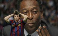 Messi a aflat din presa ca e var cu Bojan! Cum a reactionat si ce mesaj IRONIC ii transmite lui Pele, dupa atacul DUR al brazilianului: