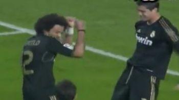 Ronaldo DANSEAZA pentru Real Madrid! Mesajul care a SCANDALIZAT Spania intr-un meci DE VIS pentru Mourinho: