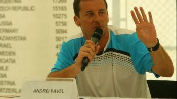 Reactia lui Andrei Pavel dupa ce a fost dat afara din echipa Romaniei de Cupa Davis!