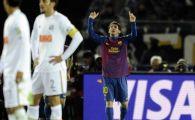 Barcelona e Campioana LUMII! Messi a calcat-o in picioare pe Santos, Neymar a fost ANONIM! Barcelona 4-0 Santos! VIDEO
