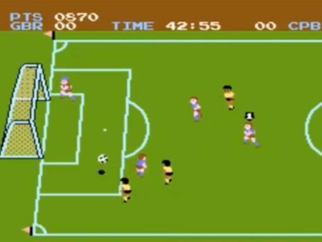 Match Day II: 1987, pentru Commodore 64, Amstrad CPC, MSX si ZX