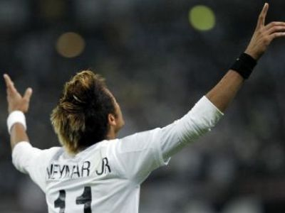 Asta este cel mai tare GOL din 2011! SUPER faza lui Neymar a primit 1.300.000 de voturi si i-a adus Trofeul Puskas! Vezi golul aici:
