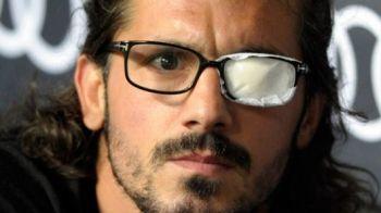 DRAMA lui Gattuso continua! Are din nou probleme la ochi din cauza unei GRIPE STUPIDE