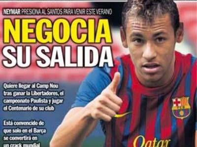 "Neymar si-a dat acordul sa joace la Barcelona, dar vrea sa fie primit ca un ZEU: ""Ok, vin sa joc la voi, dar cu 4 conditii!"""