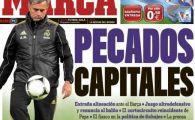 Mourinho ia TITLUL sau e RAZBOI! Madrilenii si-au pierdut rabdarea cu el! Vezi care sunt cele CINCI pacate capitale ale portughezului!