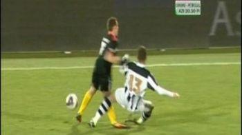 """MIRACOL in Liga 1! Cea mai grava accidentare din fotbal il putea tine pe bara un an! """"Ar intra pe teren intr-o luna!"""""""